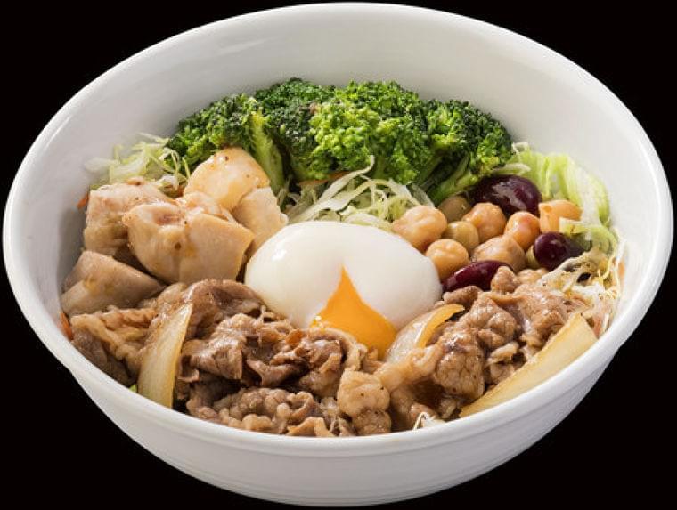 牛丼、ご飯の代わりにサラダ=RIZAPと共同開発-吉野家|最新ニュース|時事メディカル