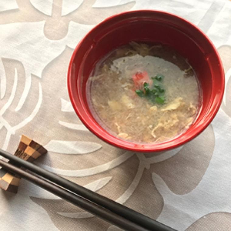 レンコンのとろみスープ : yomiDr. / ヨミドクター(読売新聞)