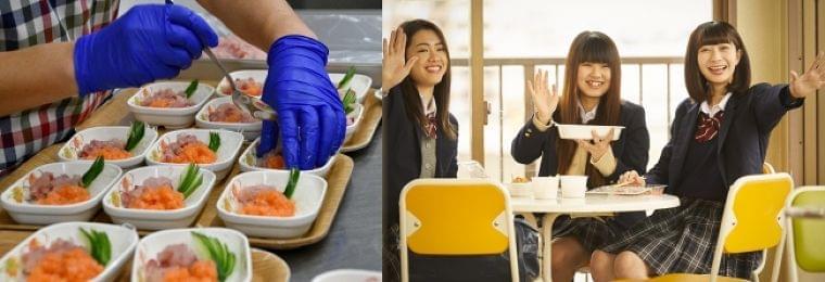 現役女子高生が新たな介護食メニューを開発:時事ドットコム
