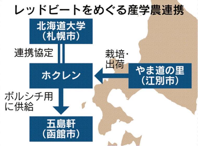 ほのかな甘みのレッドビート、栄養満点「食べる輸血」  :日本経済新聞