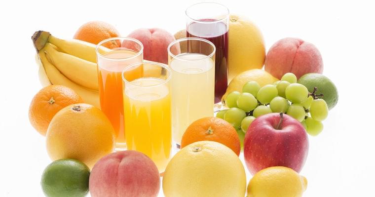 ヘルシーなイメージでも実は危険!「果物・野菜100%ジュース」 | 内臓脂肪がストンと落ちる食事術 | ダイヤモンド・オンライン