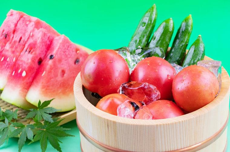 肌によい食材を摂って、日焼けダメージから肌を守りましょう!(tenki.jpサプリ 2019年06月07日) - 日本気象協会 tenki.jp