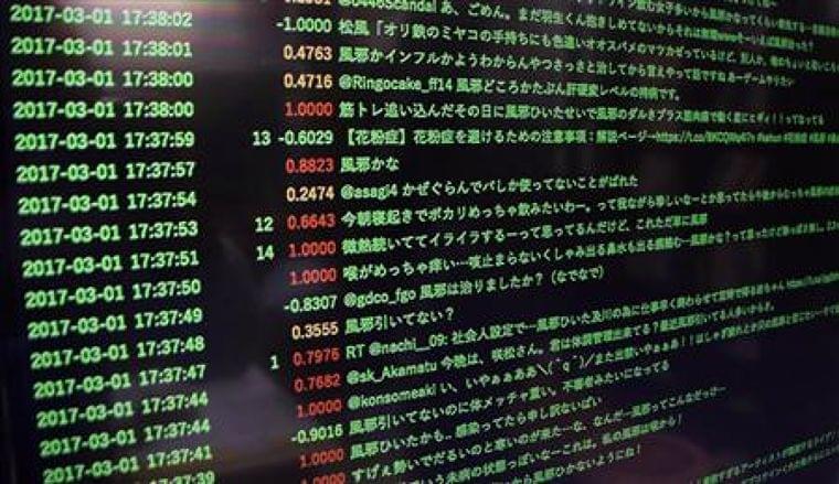 「つぶやき」でインフル流行を予測、人工知能が言語から解析 SNSがインフラに - SankeiBiz(サンケイビズ)