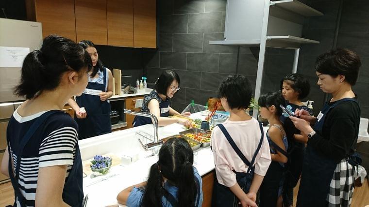 ワンコイン料理ワークショップ 小児科医に学ぶ食と栄養 | OVO [オーヴォ]