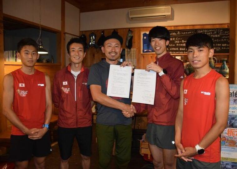 栄養士ら開発の「罪悪感のないおやつ」 スカイラン日本代表ユースチームの補給食に 益子