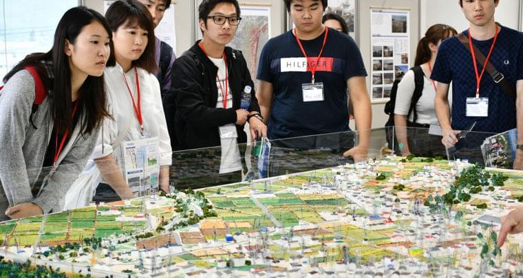地域医療の未来考える 学生と住民がワークショップ | 岩手日報 IWATE NIPPO