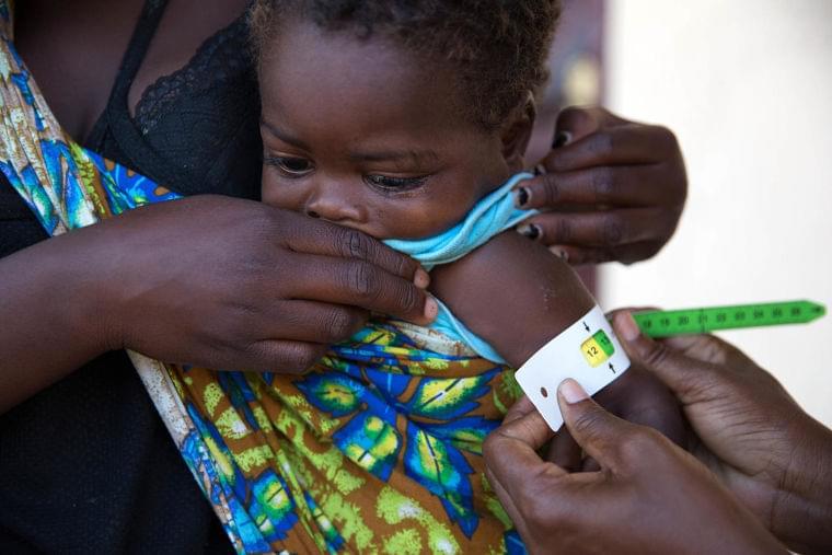 世界の飢餓人口、8億2,000万人以上 3年連続の増加に国連5機関が警鐘