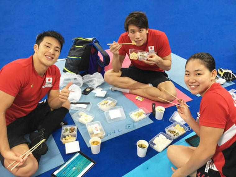 東京五輪の金のため…瀬戸大也にある綿密な栄養補給 - 水泳 : 日刊スポーツ