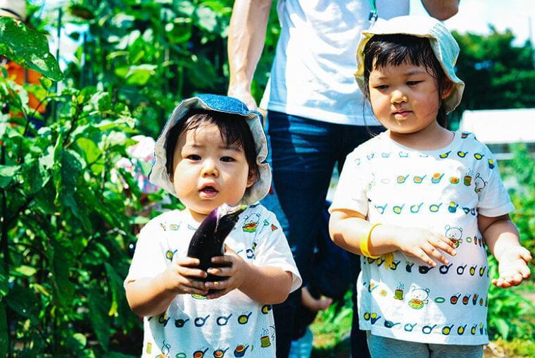 親子で野菜との触れ合い。週末農業入門に恰好のイベント「ベジトレ」とは? (2019年8月11日) - エキサイトニュース