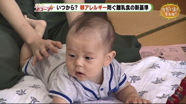 お母さんが心配する赤ちゃんの卵アレルギー…早い時期から食べた方が予防できることが判明 - FNN.jpプライムオンライン