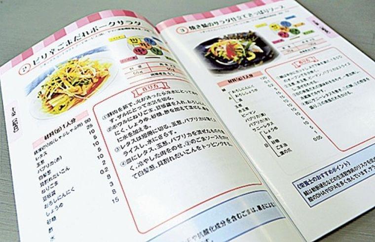 「健幸惣菜」夏飯編を作成 静岡県と栄養士会、29品目レシピ集|静岡新聞アットエス