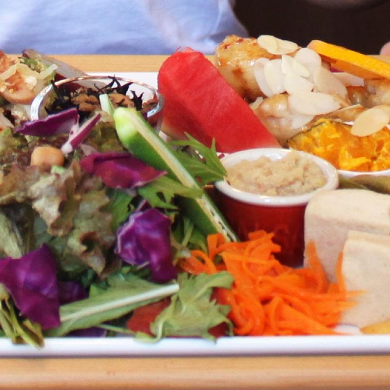 食材30品目以上♪体に優しい健康ランチ | 岐阜新聞Web
