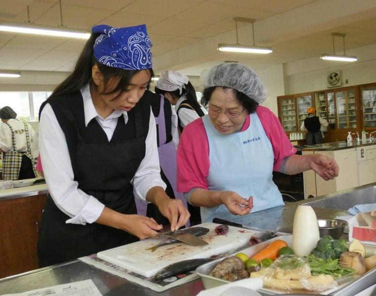 減塩生活を身につけて 洲本実業高で教室 - 産経ニュース