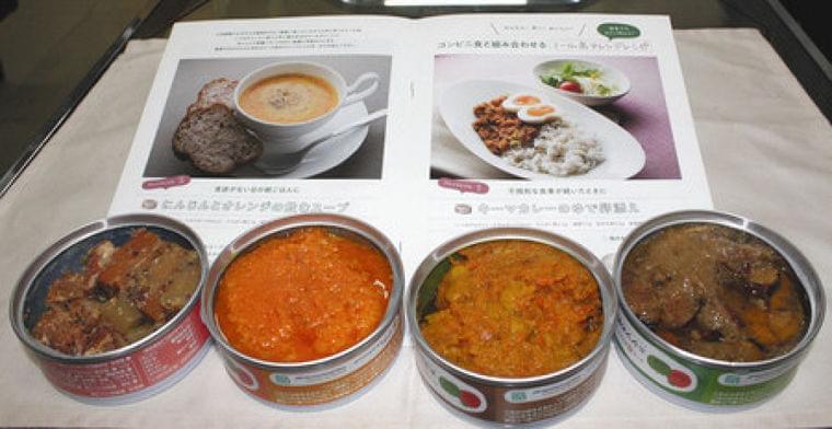 東京新聞:看病のママに「料理の缶詰」 NPOが小児病棟へ無償提供:暮らし(TOKYO Web)