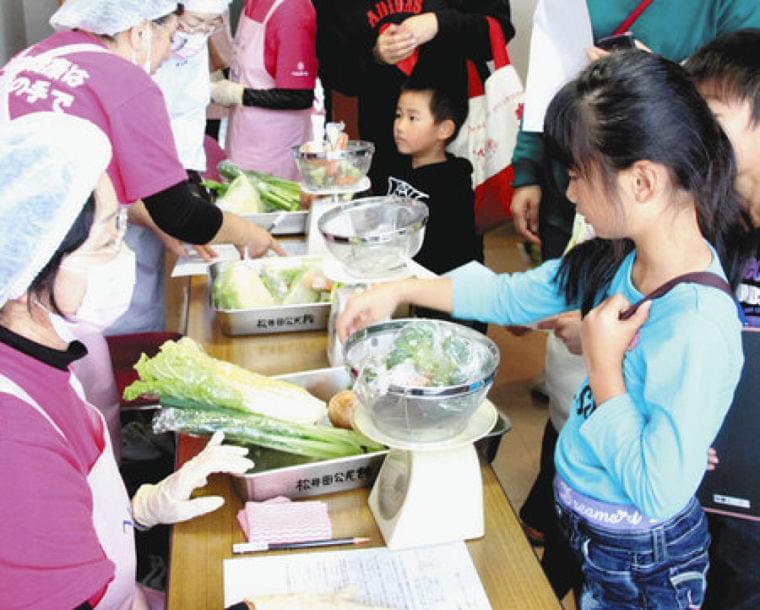 東京新聞:食生活と健康考えよう 安中「いきいきまつり」:群馬(TOKYO Web)