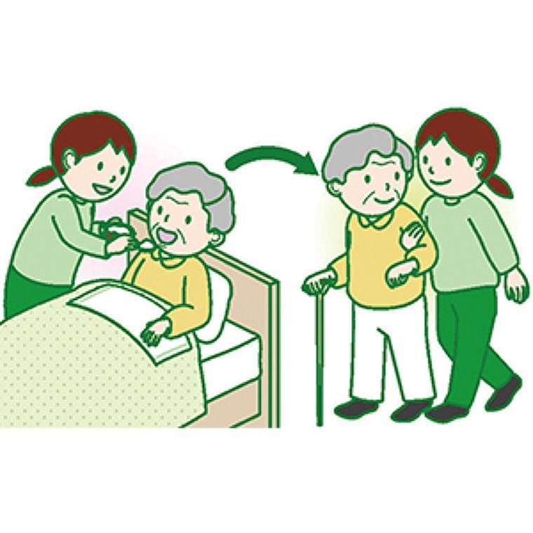 「健口」で健康(2)口のリハビリ 寝たきり回復 : yomiDr. / ヨミドクター(読売新聞)