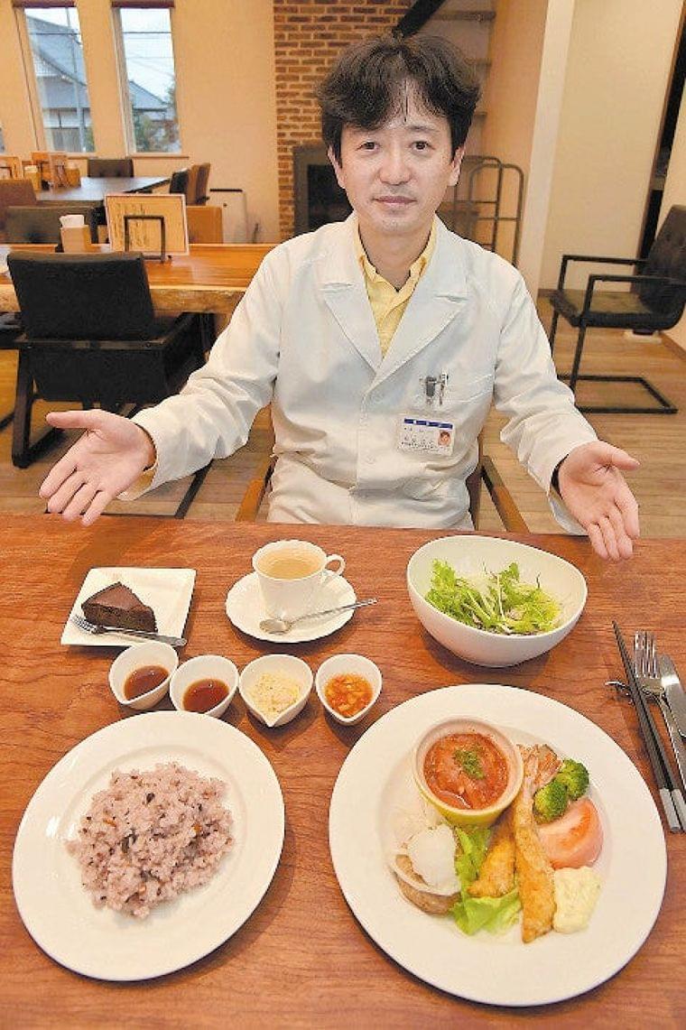 糖尿病でもおいしさ追求 筑西の専門医がレストラン 「食習慣考えるきっかけに」 : ニュース : 茨城 : 地域 : ニュース : 読売新聞オンライン
