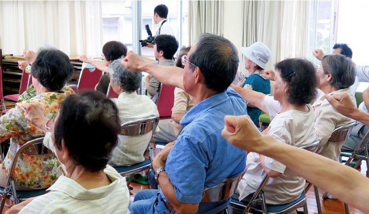 介護予防のキーワードは「楽しく集える場を作る」こと。高齢化社会のいま、取り組むべきこととは?| [ヨガ・ピラティスインストラクター]による解説記事