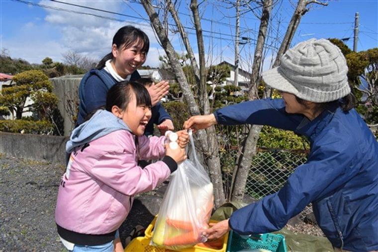 給食食材直売し生産者ら救済 3月8日にマルシェも計画 富士宮|静岡新聞アットエス