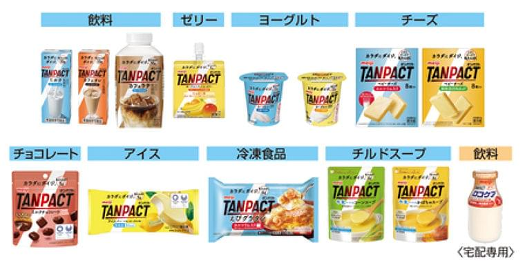 「明治TANPACT(タンパクト)」3月30日より順次新発売:福島民友新聞社 みんゆうNet