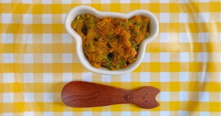 クックパッドニュース:好きな色なあに?三食離乳食で子どもの「好き」を新発見[料理で子どもの好きを見つけるvol.3] - 毎日新聞