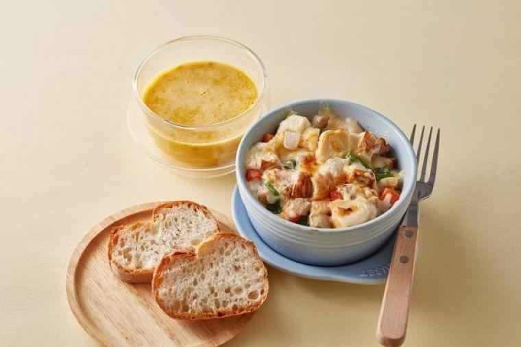 野菜もたんぱく質もとれる!バランス晩ごはん 3週(水曜日)|Mart(magacol) - Yahoo!ニュース