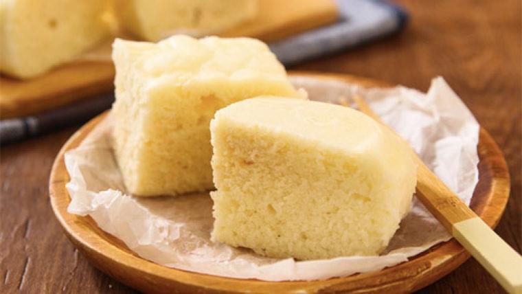 蒸し器いらず カルシウムがとれるレンジ蒸しパン…混ぜて加熱するだけ : yomiDr./ヨミドクター(読売新聞)