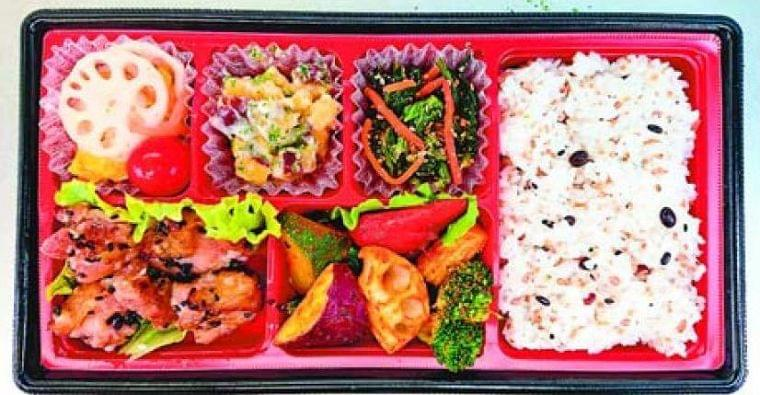 生活習慣病予防に「健康弁当いかが」 県内スーパーが県・四国大と開発(徳島新聞) - Yahoo!ニュース