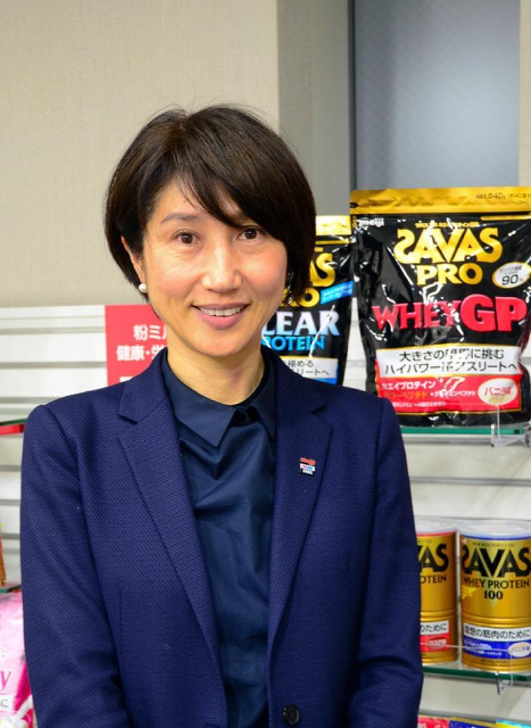 鍛えた体、将来支えてくれる 管理栄養士・大前恵さん - 高校野球:朝日新聞デジタル