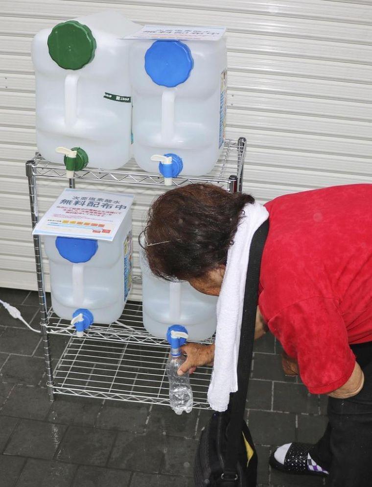 アルコール消毒液の代替で注目も効果は? 「次亜塩素酸水」めぐる混乱(1/2ページ) - 産経ニュース