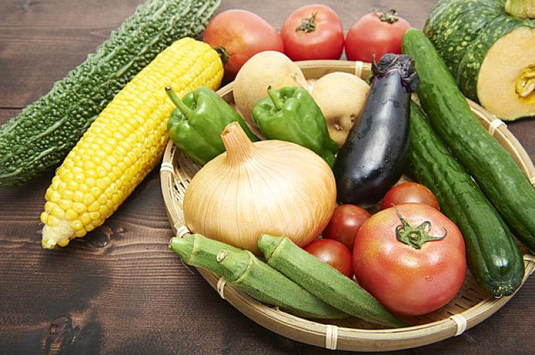 栄養豊富な夏野菜を食べて、夏バテを防止しよう!  〈tenki.jp〉 AERA dot. (アエラドット)