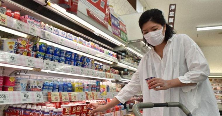 乳酸菌飲料 日本で一番売れているのは? 甘い物好きな、あの街 - 毎日新聞