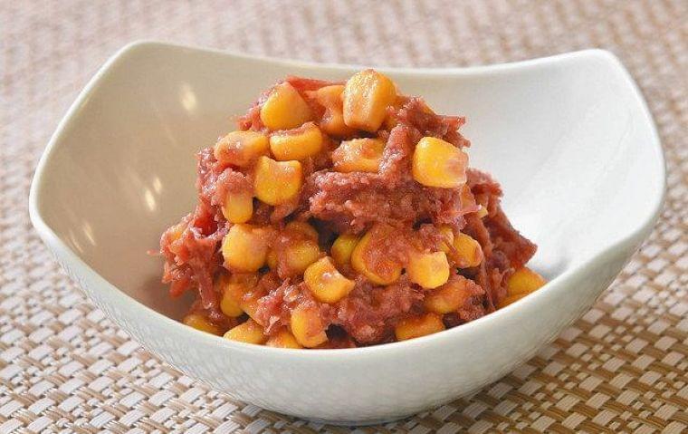 トマトジュースとコンビーフ 野菜と肉の栄養分補う:東京新聞 TOKYO Web