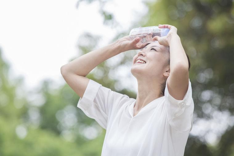 熱中症対策に有効な朝食とは…和食・洋食の簡単献立例 [夏バテ予防・対策法 - 食と健康] All About
