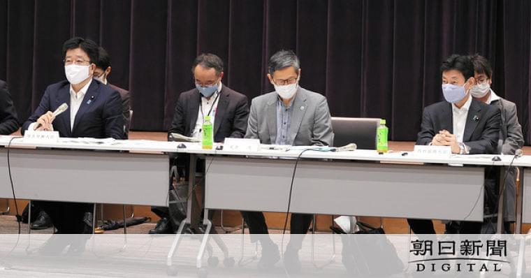 コロナワクチン、医療従事者を優先か 国、8月に策定へ [新型コロナウイルス]:朝日新聞デジタル