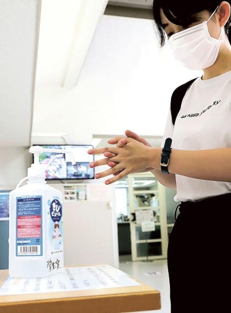 手指の消毒、正しい方法は? 本当に効果あるの? 専門家からアドバイス【新型コロナ】|静岡新聞アットエス