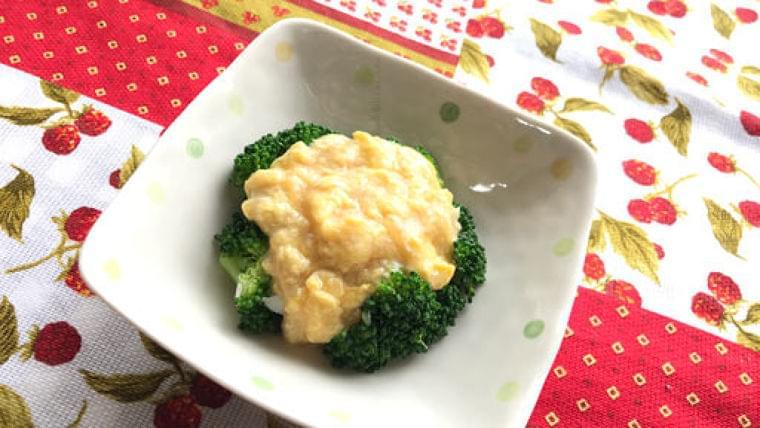 野菜の卵あんかけ…少なめの水分で軟らかい食感 : yomiDr./ヨミドクター(読売新聞)