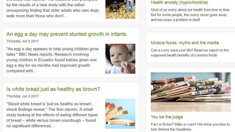 ニセ健康情報を摘発!英政府メディアの威力 | 健康 | 東洋経済オンライン | 経済ニュースの新基準