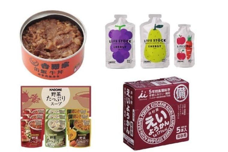 吉野家缶詰は「いつもの味」 普段でも食べたい防災食