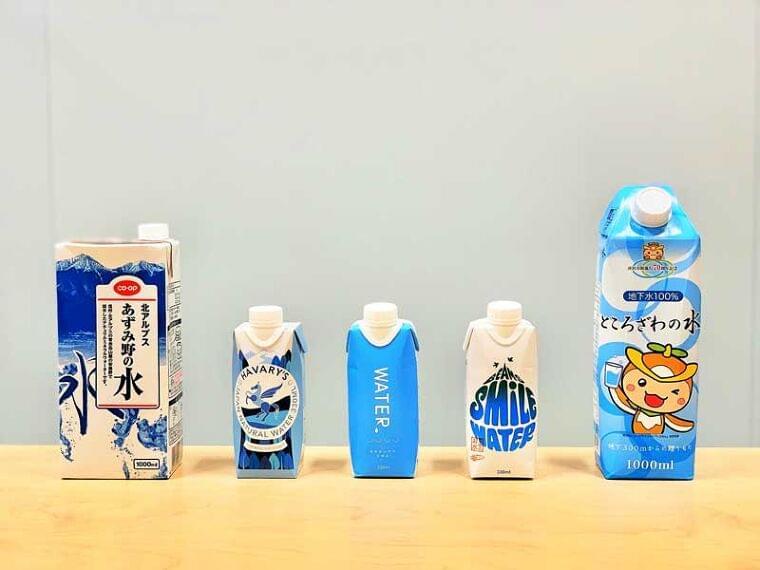 ミネラルウォーターを紙容器で 複数の飲料メーカーに供給開始 日本テトラパック - 食品新聞社