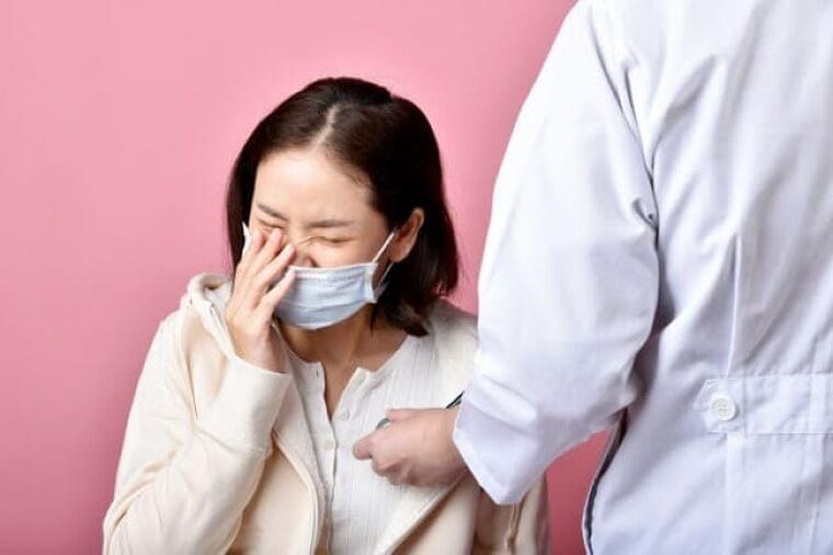 マスク着用で口呼吸が習慣化 体調不良の要因に