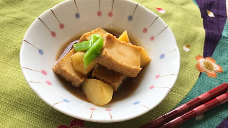 厚揚げとジャガイモのカレー煮…大豆製品なら食べられる、という方に : yomiDr./ヨミドクター(読売新聞)