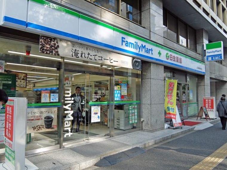 ファミリーマート、日生薬局/港区の一体型店舗に栄養ケアステーション設置 | 流通ニュース