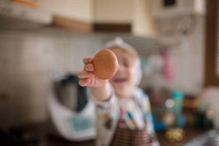 離乳食の卵の進め方!量は?卵白はいつから?【管理栄養士監修】   マイナビウーマン子育て