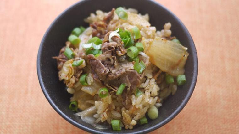 パパも満足! 牛肉キムチご飯…炊飯器で栄養満点 : yomiDr./ヨミドクター(読売新聞)