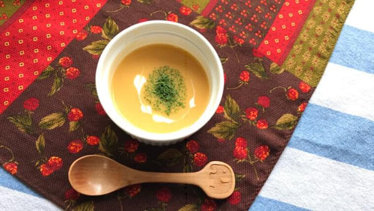 ゆるくとろみがついた食べやすいニンジンポタージュ : yomiDr./ヨミドクター(読売新聞)