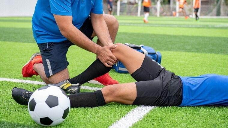 アスリートの怪我からの回復を栄養でサポートする スポーツリハ栄養戦略