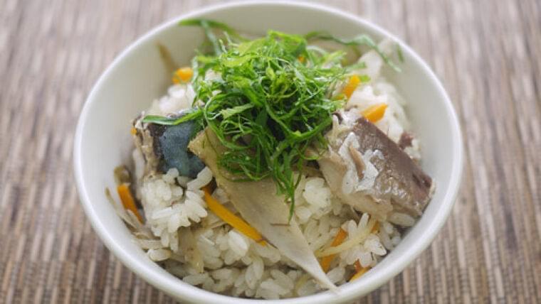 サバ缶とゴボウの炊き込みご飯…炊飯器で栄養満点 : yomiDr./ヨミドクター(読売新聞)