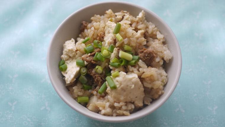 マーボー豆腐風炊き込みご飯…炊けるまで、香りもまるでそのもの! : yomiDr./ヨミドクター(読売新聞)