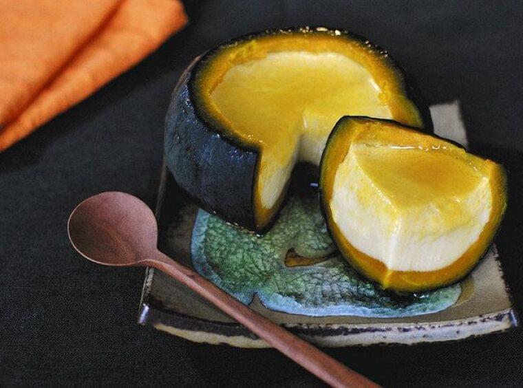 <茨食健美 大和沙織のこだわりレシピ>坊ちゃんカボチャプリン ハロウィーンのお供に:東京新聞 TOKYO Web